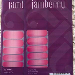 Ombré Jamberry nail wraps